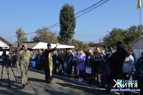 У Кіцмані відбулася урочиста відправка призовників на строкову службу в армію