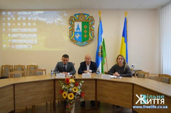 Відбулася зустріч  з представником національного антикорупційного бюро України