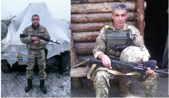 Дмитро Дарій з Суховерхова загинув від кулі снайпера