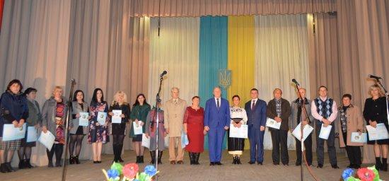 На Кіцманщині відбулися урочистості з нагоди 100-річчя Буковинського віче та Дня працівника соціальної сфери