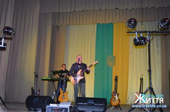 У Кіцмані відбувся концерт Віктора Павліка