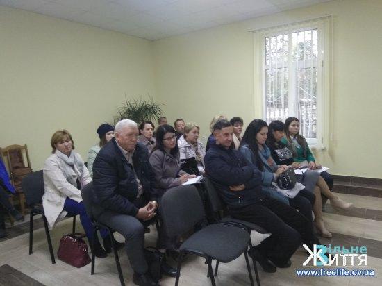 У Кіцманській міській раді відбулася розширена координаційна нарада
