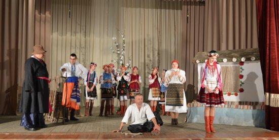 Працівники культури Кіцманщини відзначили професійне свято