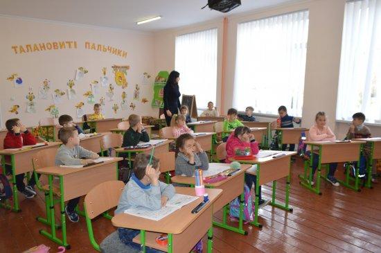 Як впроваджується «Нова українська школа» на Кіцманщині?