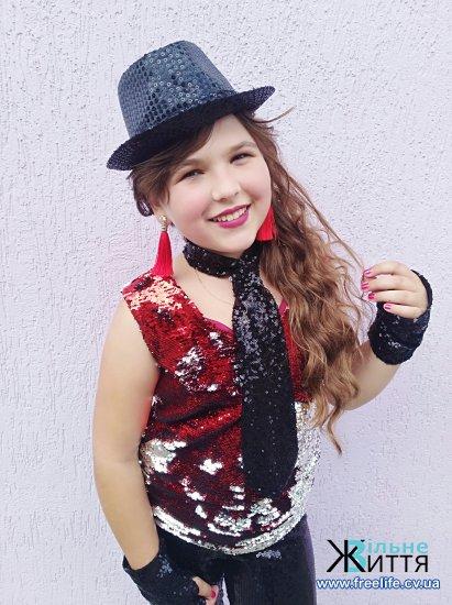 Учениця Давидівської школи Мар'яна Харюк стала переможницею обласного фестивалю-конкурсу дитячої творчості «Буковинська зіронька»