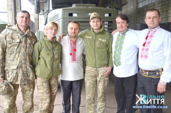 Керівнику студії «Водограй» Святославу Краю присвоєно звання заслуженого артиста України