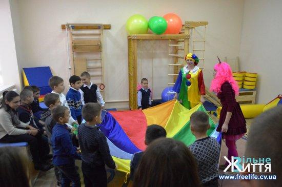 Дітям  з особливими освітніми потребами надаватимуть послуги в Кіцманському інклюзивно-ресурсному центрі