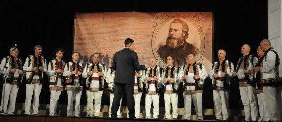 Одразу два чоловічих хорових колективи з Кіцманщини здобули призові місця в обласному конкурсі хорових колективів