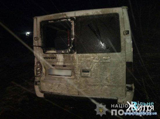 На Кіцманщині у дорожньо-транспортній пригоді травмувався чоловік