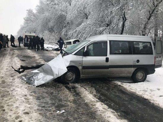 В ДТП біля Кліводина загинуло дві людини