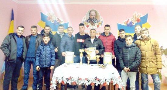 Довгоочікувана перемога футболістів з Нижніх Станівців