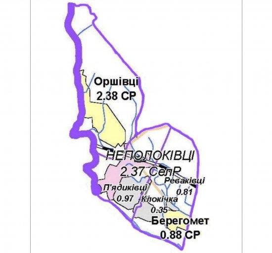 Kандидати в депутати Неполоковецької ОТГ. Вибори  23 грудня 2018 року