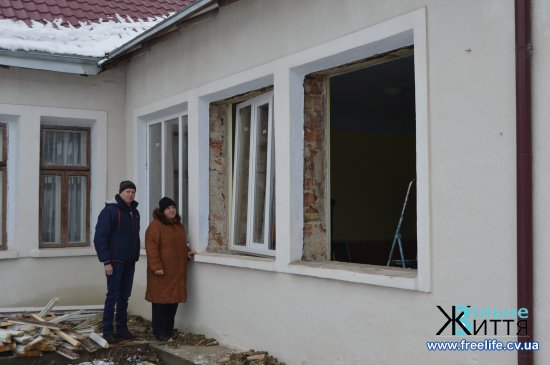В одній із груп Витилівського садочка місцевий підприємець за власний кошт встановив металопластикові вікна