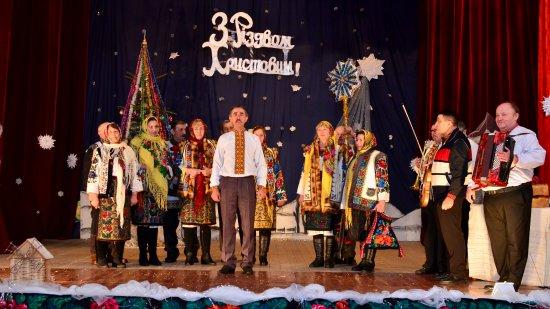 """Фестиваль """"Різдвяні зустрічі у Драчинцях"""" знову зібрав друзів (фото, відео)"""