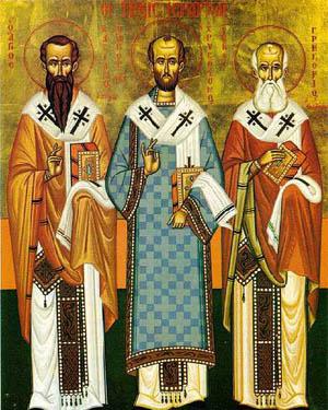 12 лютого — Собор трьох святителів: особливості, традиції, прикмети