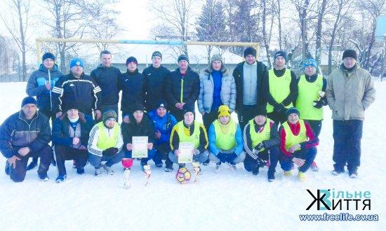 У Шишківцях відбувся турнір пам'яті з міні-футболу