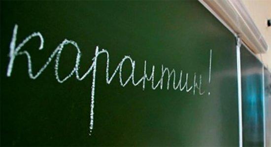 У яких навчальних закладах Кіцманського району призупинено навчання через карантин