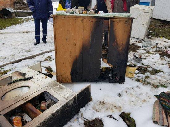 У Драчинцях сталася пожежа у житловому будинку