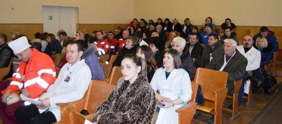 Медична рада в Кіцманському районі:  про впровадження реформ,  якість надання послуг,  безкоштовні ліки