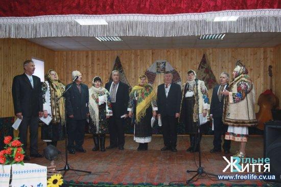 У Суховерхові весело і яскраво відзначили храмове свято