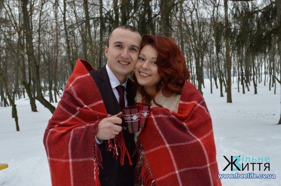 День Валентина благословив на щасливий шлюб