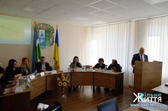 Відбулося чергове засідання колегії Кіцманської РДА