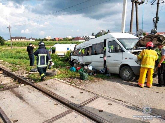 На 5 років засуджено водія, який скоїв смертельну ДТП в Мамаївцях на залізничному переїзді (повний текст вироку суду)