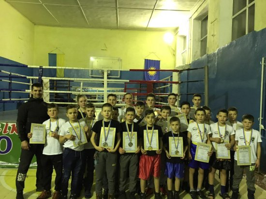 Кіцманські кік-боксери здобули два перших і одне третє місце у відкритому турнірі у Кам'янці-Подільському
