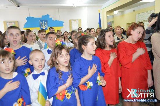 У Шипинцях відкрито шкільний басейн