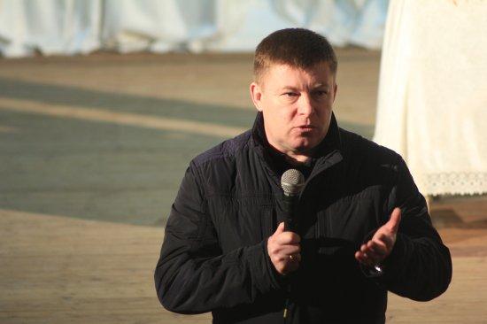 Юлій Мамчур: Тільки Порошенко здатний надати рішучу відсіч російській агресії