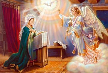 7 квітня — Благовіщення. Традиції і прикмети свята