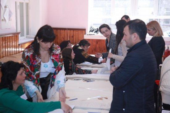 Зеленський, Тимошенко і Порошенко — як проголосувала Кіцманщина