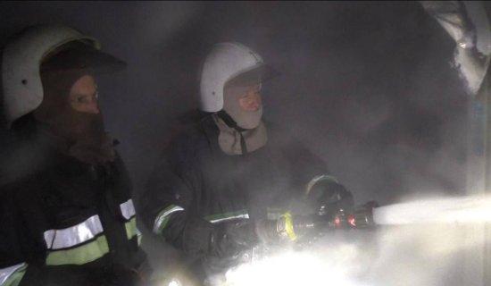 Пожежі сталися в Мамаївцях і Чорториї