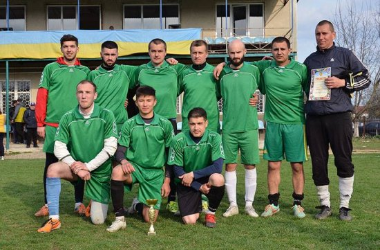 На Кіцманщині відкрили футбольний сезон