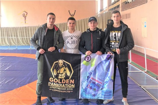 Срібний призер чемпіонату України - з Брусниці