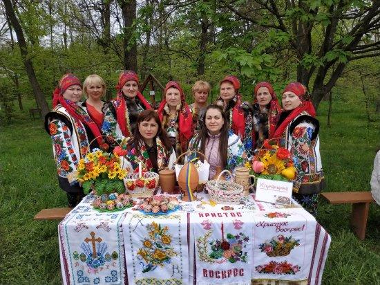Відбулося обласне мистецьке свято «Христос Воскрес! Воскресне Україна!»