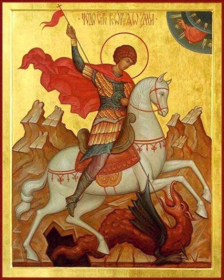 6 травня святкуємо День святого Юрія