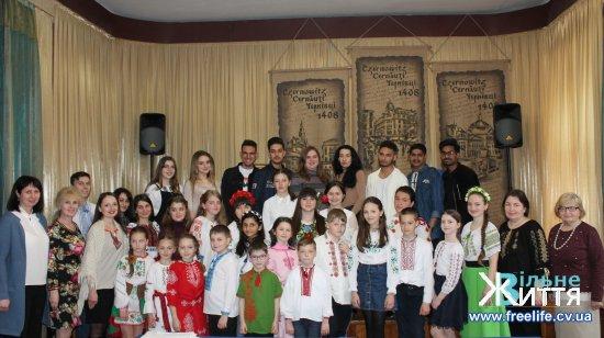 Поезія Лесі Українки принесла перемоги юним декламаторам з Кіцманщини