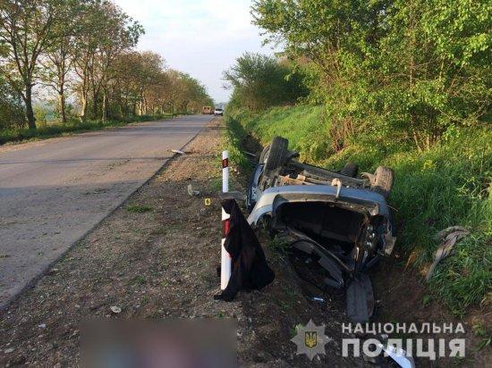 Нетверезий житель Мамаївців скоїв ДТП. Загинув пасажир