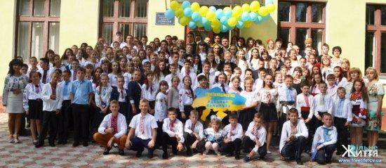 Рейтинг шкіл Кіцманського району за результатами ЗНО 2019 року