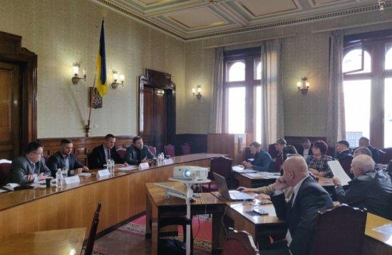 3 райони замість 11: обговорено імовірний новий варіант районного поділу Чернівецької області