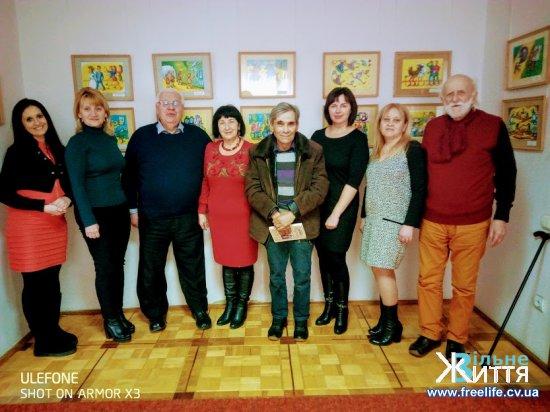 Роботи художника Миколи Приньковського бачили в 30 країнах Світу, але не бачили на рідній Буковині